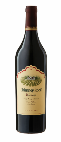Chimney Rock Elevage Red Blend Perspective: front