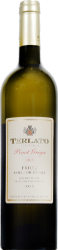 Terlato Pinot Grigio Perspective: front