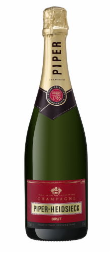 Piper-Heidsieck Champagne Brut Perspective: front