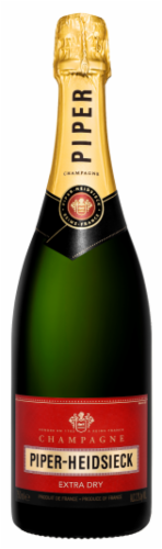 Piper-Heidsieck Extra Dry Champagne Perspective: front