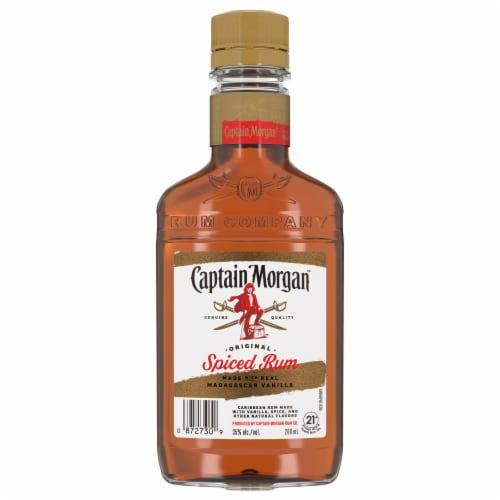 Captain Morgan Original Spiced Rum Perspective: front
