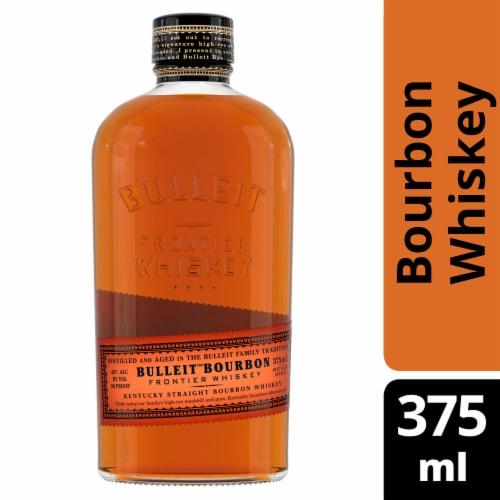 Bulleit Bourbon Kentucky Straight Bourbon Whiskey Perspective: front