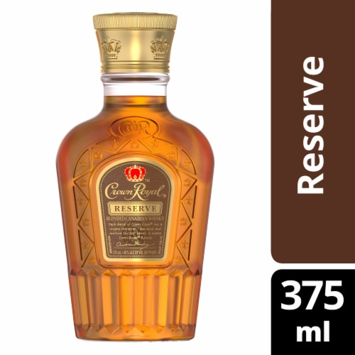 Crown Royal Reserve Blended Canadian Whisky Perspective: front