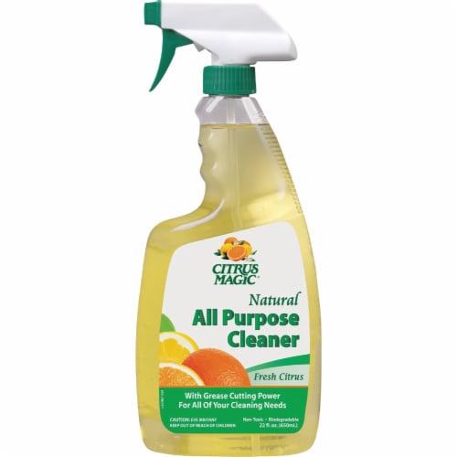 Citrus Magic Fresh Citrus Natural All Purpose Cleaner Perspective: front