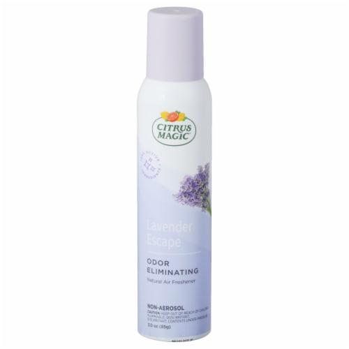 Citrus Magic Spray Lavender Perspective: front