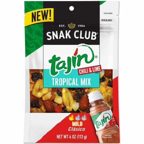 Century Snacks Tajin Tropical Mix, 4 Ounce -- 6 per case. Perspective: front