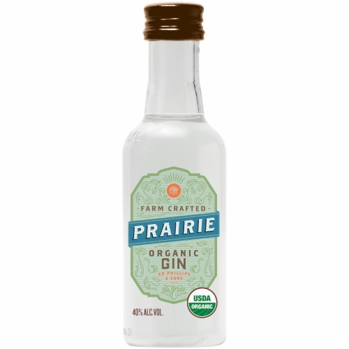 Prarie Organic Gin Perspective: front