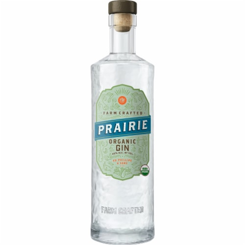 Prairie Organic Gin Perspective: front