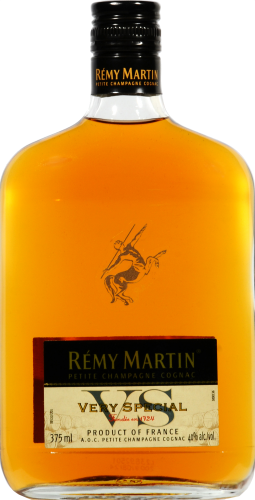 Remy Martin V.S.O.P. Brandy Perspective: front