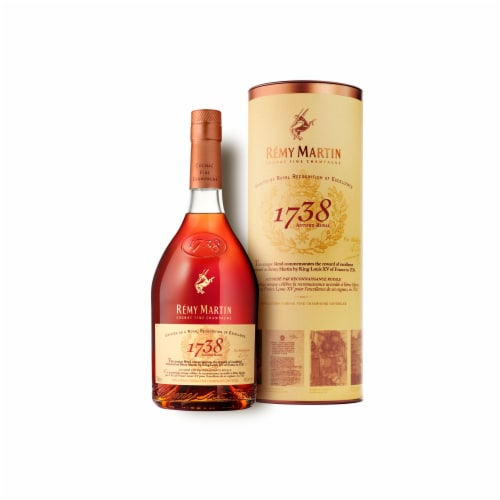 Remy Martin 1738 Accord Royal Cognac Perspective: front