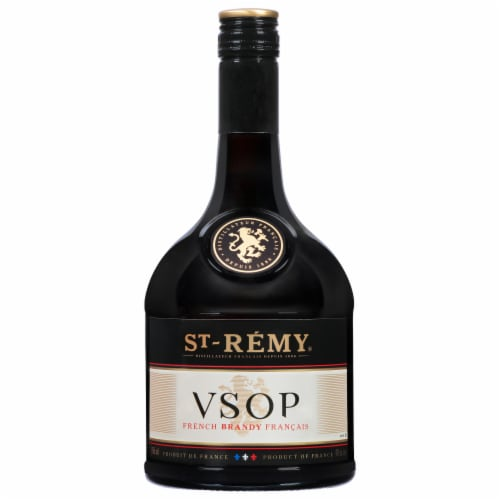 St Remy Authentic VSOP Brandy Perspective: front