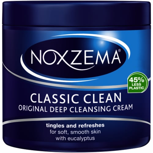 Noxzema Classic Clean Original Deep Cleansing Cream Perspective: front