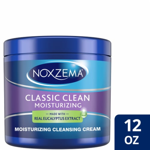 Noxzema Classic Clean Moisturizing Cleansing Cream Perspective: front