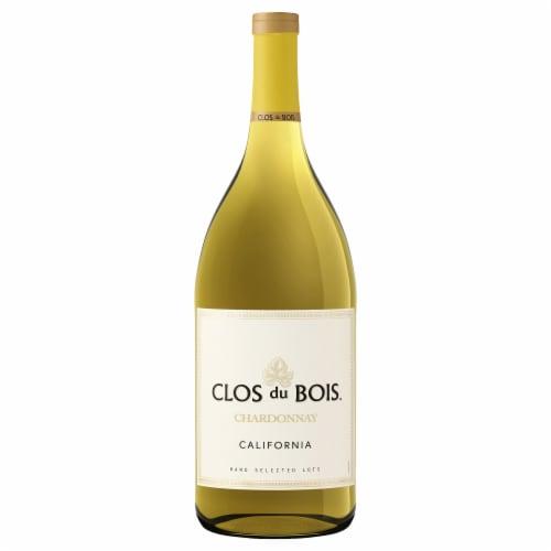 Clos Du Bois Chardonnay White Wine Perspective: front