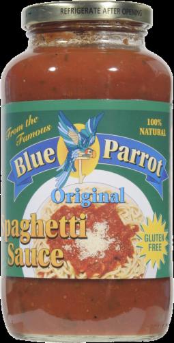 Blue Parrot Original Spaghetti Sauce Perspective: front