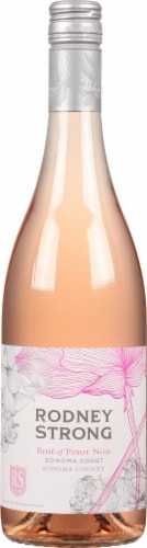 Rodney Strong Rose of Pinot Noir Perspective: front