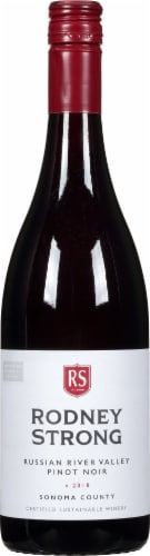 Rodney Strong Russian River Valley Pinot Noir Perspective: front