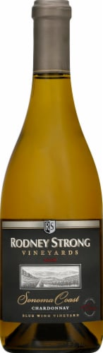 Rodney Strong Sonoma Coast Chardonnay Perspective: front