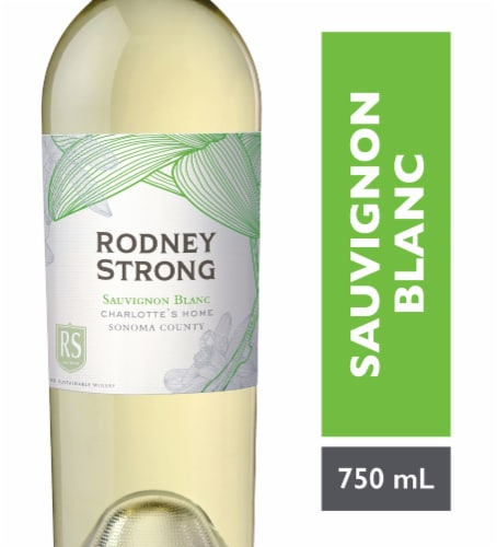 Rodney Strong Charlotte's Home Sauvignon Blanc White Wine Perspective: front