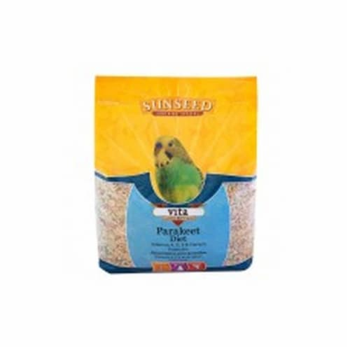 Vitakraft Sun Seed 220227 2 lbs Prima Keet Food - Case of 6 Perspective: front