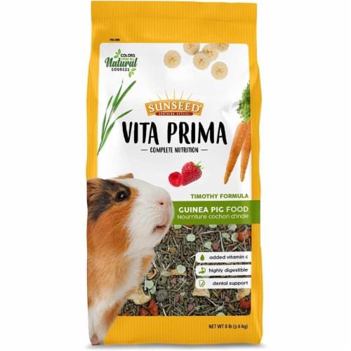 Vitakraft Sun Seed SN59769 8 lbs Vita Prima Guinea Pig Perspective: front