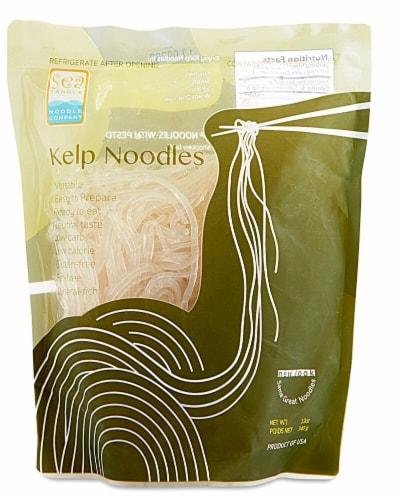 Sea Tangle Noodle Company Kelp Noodles Perspective: front
