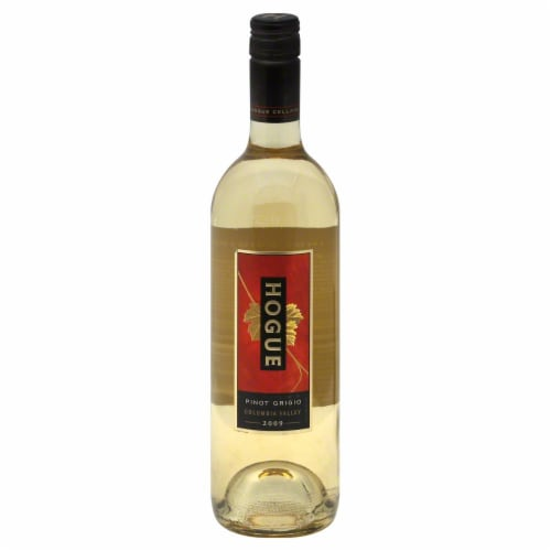 Hogue Columbia Valley Pinot Grigio Perspective: front