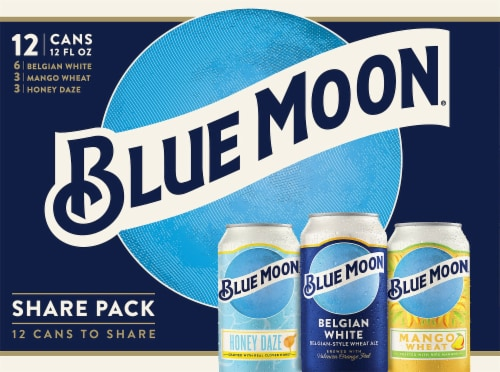 Blue Moon Variety Share Pack Perspective: front