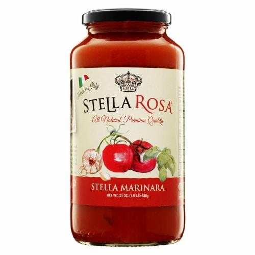 Stella Rosa Marinara Sauce Perspective: front