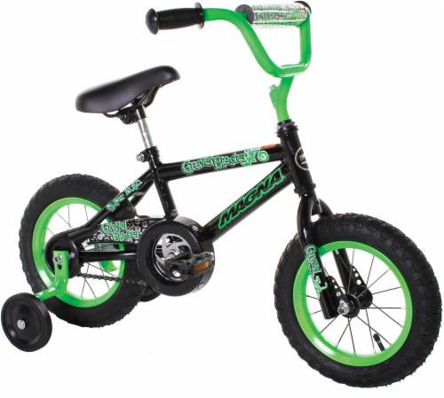 Dynacraft Magna Gravel Blaster Bike - Black Perspective: front