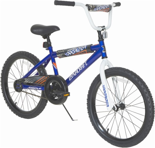 Dynacraft Children's Vaporizer Bicycle - Blue Perspective: front