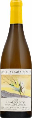 Santa Barbara Chardonnay Perspective: front