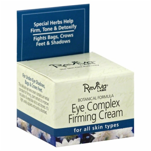 Reviva Labs Eye Complex Firming Cream Perspective: front
