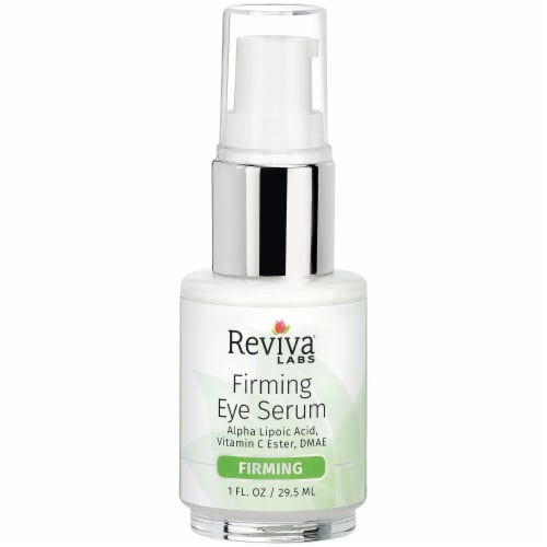 Reviva Labs Firming Eye Serum Perspective: front