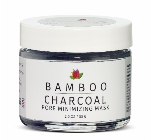 Reviva Labs Charcoal Pore Mask Perspective: front