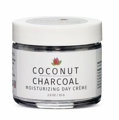 Reviva Labs Charcoal Day Creme Perspective: front