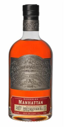 Handy & Schiller Manhattan Signature Cocktail Perspective: front
