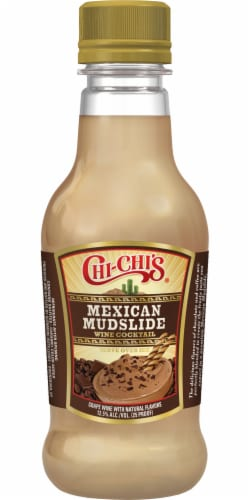 Chi-Chi's Mexican Mudslide Wine Cocktail Perspective: front