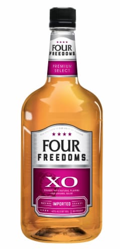 Four Freedoms XO Brandy Perspective: front
