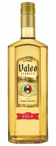 Valeo Gold Tequila Perspective: front