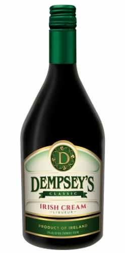 Dempsey's Irish Cream Liqueur Perspective: front