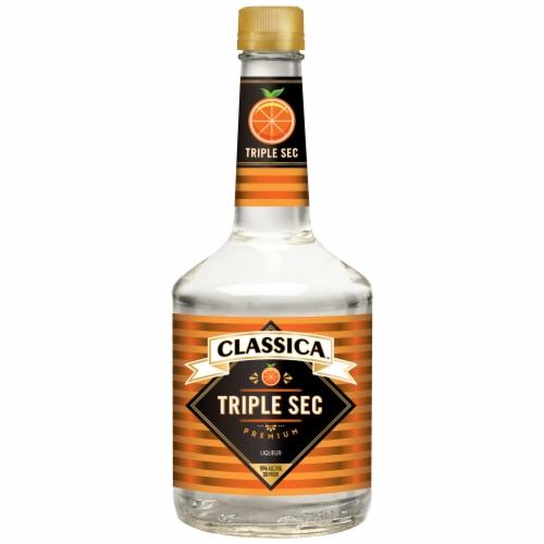 Classica Triple Sec Liqueur Perspective: front