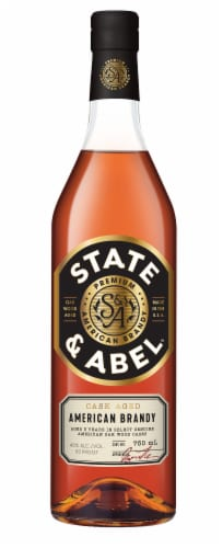 State & Abel American Brandy Perspective: front