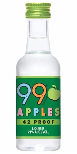 99 Brand Apples Liqueur Perspective: front