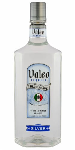 Valeo Silver Tequila Perspective: front