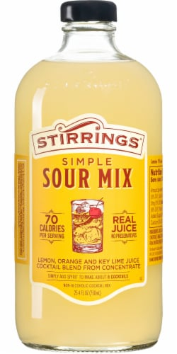 Stirrings Simple Sour Cocktail Mix Perspective: front