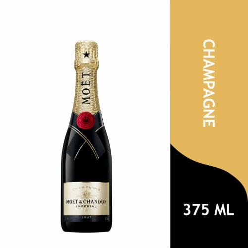 Moet & Chandon Imperial Brut Champagne Perspective: front