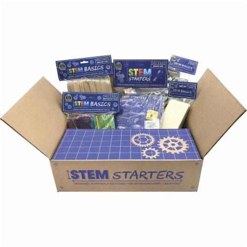 Teacher Created Resources STEM Starters Activity Kit 2088001 Perspective: front