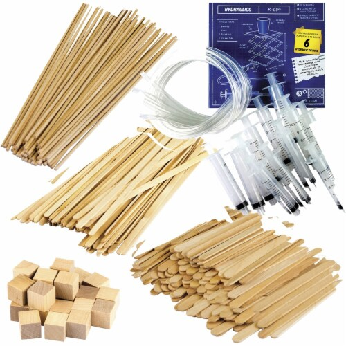 Teacher Created Resources STEM Starters Activity Kit 2088101 Perspective: front