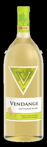 Vendange Sauvignon Blanc White Wine Perspective: front